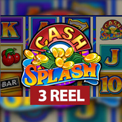 Cash Splash 3 Reel