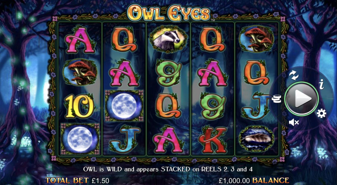 Owl Eyes Mobile